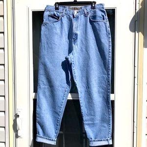 Levi's High Waist Mom Jeans